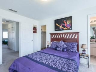 The Upstairs Master Bedroom