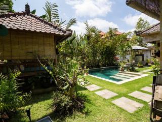 Villa Semua Suka 3BD/3BA/POOL/Ricefields of Ubud