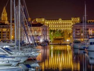 LE JARDIN DU VIEUX PORT LA SUITE, Marseille