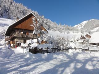 """Nid """"L'Oeuf et la Poule"""" SAUNA Chalet Montagne Ski, Saint Jean d'Arves"""
