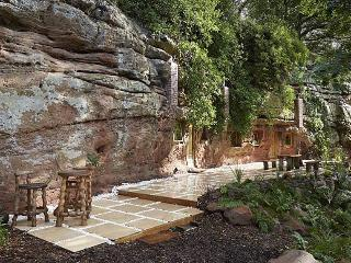 The Rockhouse Retreat, 'Grand Designs' cave house, Worcester
