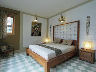 Guest bedroom Savana, calme des rizières piscine, Canggu