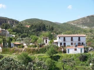 Castallico - 1 bed apartment on 2 acre finca and a  5 minute walk  to village