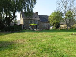 Chez Merlin, Morbihan, Brittany,  France, Saint-Aignan