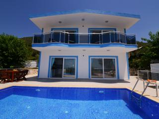 Modern villa with pool, in a Traditional village, Kalkan