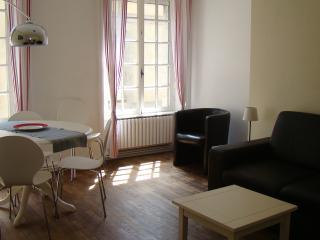 Intra-Muros, lumineux, 2 chambres, Wifi, 60 m², Saint-Malo