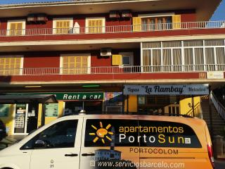 Apartamentos PortoSun 1