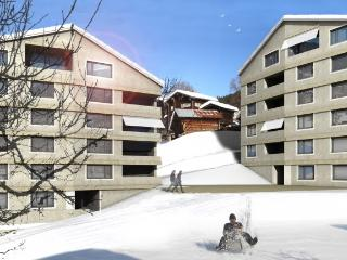 Family Alpine chic apartment, Fiesch in Valais