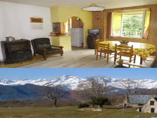 Agreable appart. 2/6 pers. Plein parc AriegePyrenees