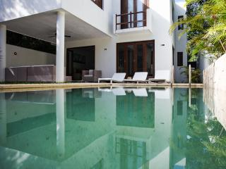 Casa Nautilus, Luxury w/private pool in Aldea Zama, Tulum