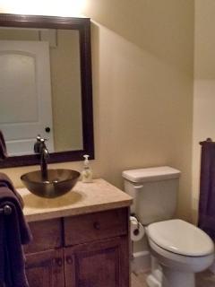 H/C accessible Washroom