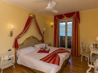 Hotel Britannia Deluxe Lake View Room, Griante