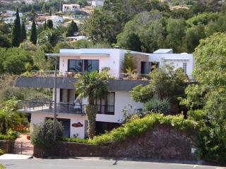 Apartament con vista mar con gran balcón cubierto, Machico