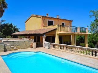 128 Sineu Villa in Mallorca