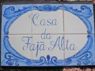 Casa da Faja Alta, Sao Jorge