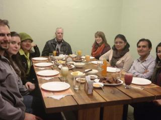 Colmenares Homestay sharing Love and Rich Culture