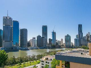 Two Bedroom Unit in Kangaroo Point-Amazing Views, Brisbane