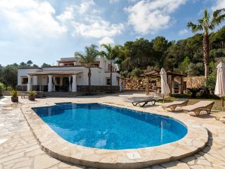Amazing villa with sea view, Santa Eulalia del Río