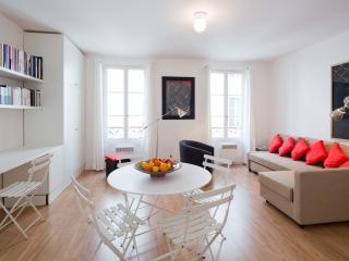 Coeur de Paris, appartement silencieux, Parijs