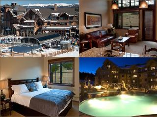 Grand Lodge on Peak 7 Ski In/Out SPRING BREAK week 2 bdrm sleeps 8 Mar 31-Apr 7