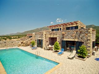Leuko Sea View Villa, Livadia Chania Crete