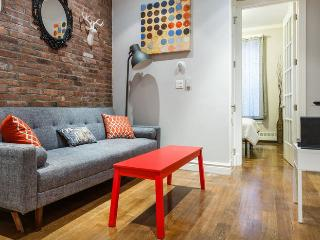 Newly Renovated Gramercy 1-Bed w/ Washer & Dryer, Nueva York