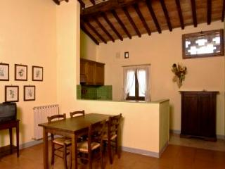 Poggio 7. Apartment with pool in the Chianti