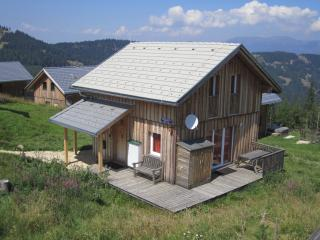 Chalet Klippitznest, all seasons holiday home +ski
