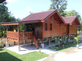Frangipani holiday chalet bungalows, Ubon Ratchathani