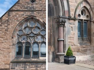 The Bell Tower- Edinburgh Church Apartment - 2 Bed 1 Bath