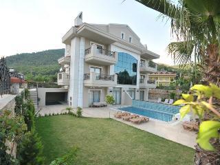 Villa Mete, Icmeler