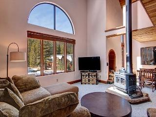 Blue River Grotto Hot Tub Pet Friendly Breckenridge Vacation Rental House