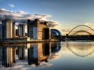 Homely Duplex Apartment on Newcastle Quayside, Newcastle upon Tyne