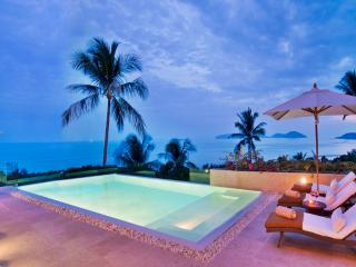 Samui Island Villas - Villa 177 Fantastic Sea View, Laem Set