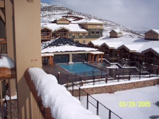 Westgate new Bison/Moose lodge 2br/2b ski in/out., Park City