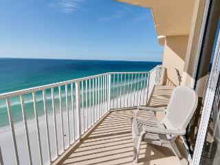 You will love this Family Friendly Resort w/Splash Zone~Gulf View Corner Unit, Panama City Beach
