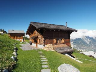 Easy access to the chalet Altitude 1600 in Summer