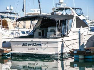 BOAT AND BREAKFAST ON A YACHT - SILVER CLOUD, San Diego