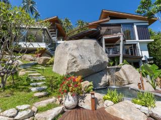 Samui Island Villas - Villa 190 Fantastic Sea View, Laem Set