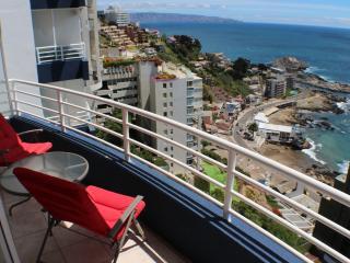 Ocean View, 2BR, Reñaca, Viña