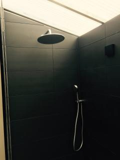 Luxurious shower room