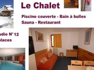 LE CHALET - Piscine, Gourette