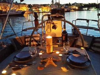 1 night + 1 Candle Light Dinner in Vassiliki (Gr), Vasiliki