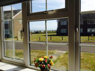 Sumptuous SeaView/BeachAccess/Ground Floor Flat, Perfect 4 families and dog