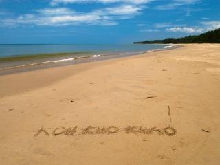 Beach villa C8 in Dreamland Thailand, Ko Kho Khao