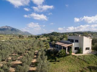 Villa con vistas de la Sierra de Tramuntana, Caimari