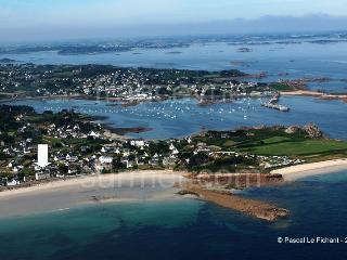 Appartement avec vue sur mer en Bretagne, Plougasnou