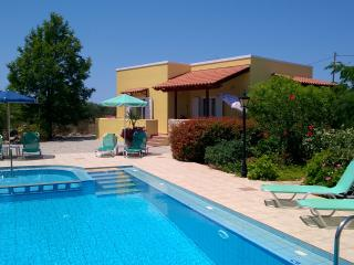 Villa Eleni at Olive Grove Villas (heated pool)