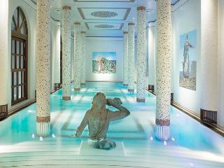 Agreement with Terme Manzi, free Day Spa per stay and person