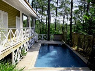 Villa de style colonial au coeur de la pinède avec, Lacanau-Ocean